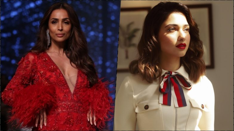 Malaika Arora and Tamannaah Turn Muses for Bobbi Brown at India Makeup Show 2019
