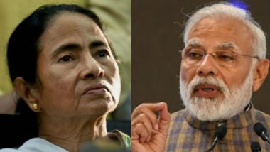 Mamata Banerjee to Meet PM Narendra Modi Today to Discuss Pending Funds For West Bengal And Other Issues As Part of 'Routine Work'