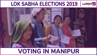 Manipur Lok Sabha Elections 2019: Phase 2 Voting Ends in Inner Manipur Constituency, 76.01% Voter Turnout Recorded