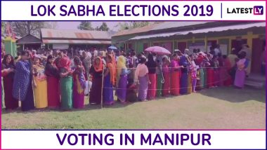 Manipur Lok Sabha Elections 2019: Voting Ends, Outer Manipur Records 78% Polling