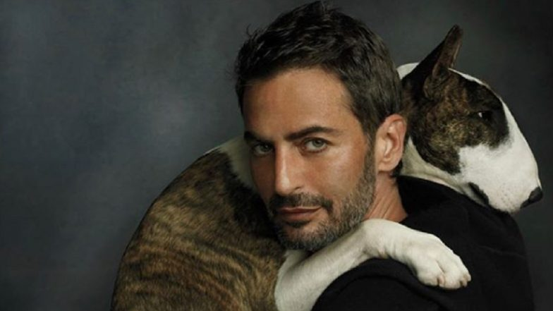 Fashion Designer Marc Jacobs Marries Longtime Boyfriend Charly Defrancesco