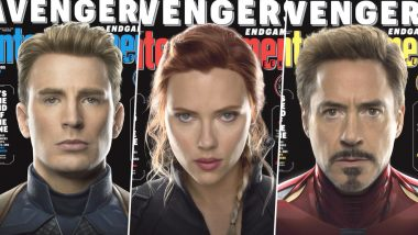 Avengers: Endgame - Robert Downey Jr, Chris Evans and Others Shine on These Magazine Covers But Fans are Getting Curious about the Hidden Clues - Check out Tweets