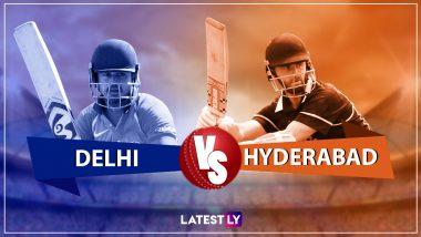 DC vs SRH Highlights IPL 2019: Sunrisers Hyderabad Beat Delhi Capitals by 5 Wickets