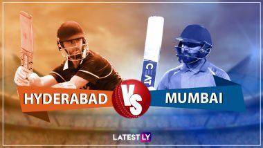 SRH vs MI Highlights IPL 2019: Alzarri Joseph Registers Best Figures in Indian Premier League History As Mumbai Indians Beat Sunrisers Hyderabad