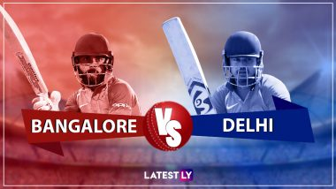 DC 152/6 in 18.5 Overs | RCB 149/8 in 20 Overs| RCB vs DC, Live Cricket Score of IPL 2019 Match: Delhi Capitals Wins by 4 Wickets