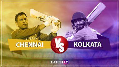 CSK vs KKR, IPL 2019 Highlights: Chennai Super Kings Wins by 7 Wickets