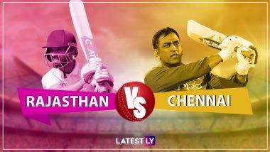 RR vs CSK Highlights IPL 2019: MS Dhoni, Mitchell Santer Shine as Chennai Super Kings Beat Rajasthan Royals