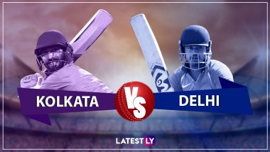 KKR vs DC Highlights IPL 2019: Delhi Capitals Beat Kolkata Knight Riders by Seven Wickets