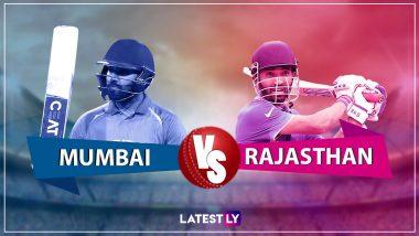 MI vs RR IPL 2019 Highlights: Rajasthan Royals Win by 4 Wickets