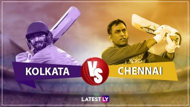 KKR vs CSK, IPL 2019 Highlights: Chennai Super Kings Beat Kolkata Knight Riders by Five Wickets