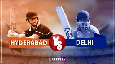 SRH vs DC Highlights IPL 2019 Match: Kagiso Rabada, Chris Morris Hand Delhi Capitals 39-Run Win