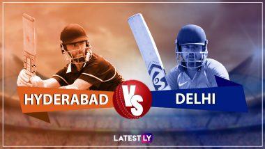 SRH vs DC Highlights IPL 2019 Match: Kagiso Rabada, Chris Morris Hand Delhi Capitals 39-Run Win