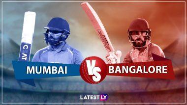 MI vs RCB, IPL 2019, Highlights: Mumbai Indians Wins by Five Wickets