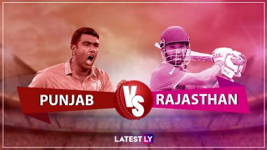 KXIP vs RR, IPL 2019 Highlights: Kings XI Punjab Beats Rajasthan Royals by 12 Runs