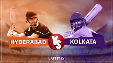SRH vs KKR,  IPL 2019 Highlights: SRH Beats KKR by 9 Wickets With Five Overs Remaining