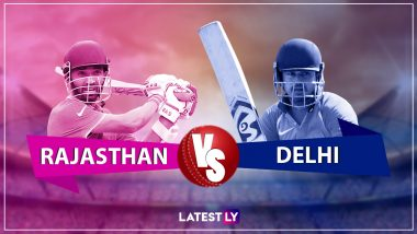 RR vs DC, IPL 2019 Highlights: Delhi Capitals Wins by Six Wickets