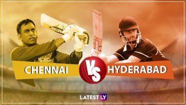 CSK vs SRH, IPL 2019 Highlights: Chennai Super Kings Beat Sunrisers Hyderabad by Six Wickets