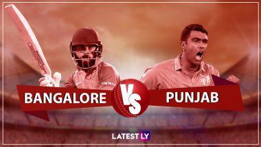 RCB vs KXIP, IPL 2019 Highlights: Virat Kohli & Men Defeat KXIP by 17 Runs