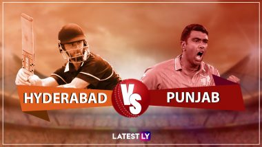 SRH vs KXIP Highlights:  Hyderabad BEATS Kings XI Punjab by 45 Runs