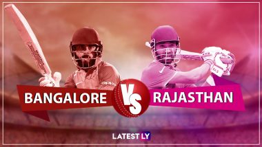 RCB vs RR, Highlights: RCB is officially out of the IPL 2019