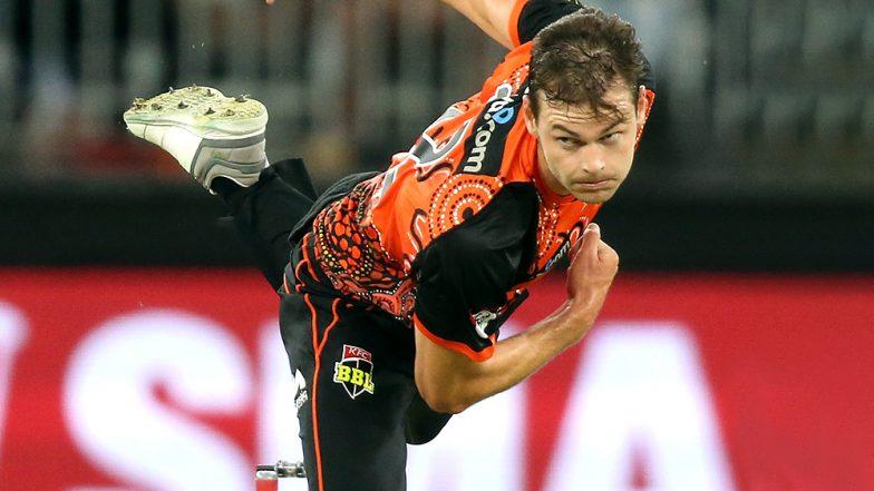 Kolkata Knight Riders 2019 Squad Boosted! Australian Cricketer Matt Kelly Joins The Team Ahead of KKR vs RR IPL 2019 Match (Watch Video)