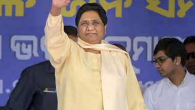 Mayawati Breaks Ties With SP 'Temporarily'; BSP to Contest Bypolls 2019 in Uttar Pradesh Solo