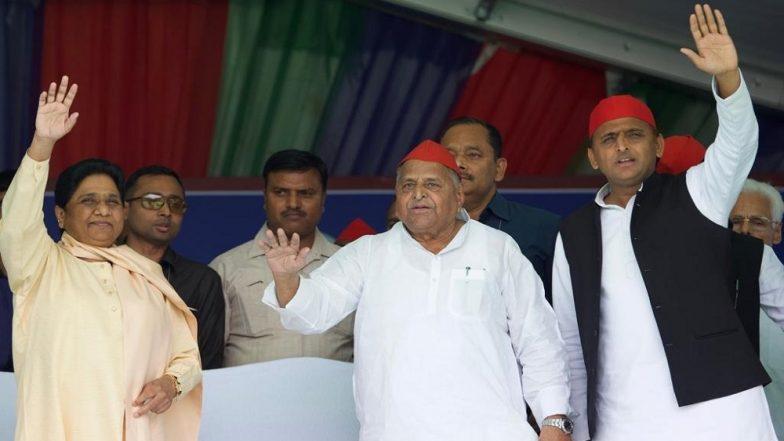 Mayawati Shares Stage With Mulayam Singh Yadav, Calls Him 'True Backward Leader, Unlike Fake Narendra Modi'
