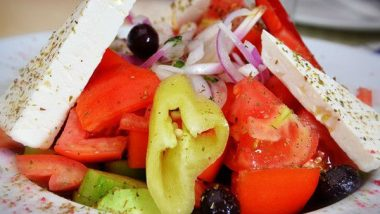 Mediterranean Diet Protects Against Overeating and Obesity: New Study