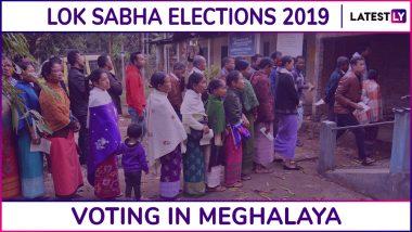 Meghalaya Lok Sabha Elections 2019: Phase I Polling For Shillong and Tura Parliamentary Constituencies Was 62%