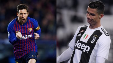 Lionel Messi Beats Cristiano Ronaldo in European Golden Shoe 2019 Standings, Messi on 30th , Juventus Star Not Even in Top 100