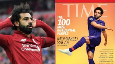 Mo Salah Makes It to Time Magazine's 100 Most Influential People, Calls for Better Treatment of Women in Muslim World