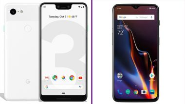 Google Pixel 3 & OnePlus 6T Phones Attracted Samsung's One-Third Users in US During Q4 2018: Report