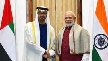 PM Narendra Modi Likely to Inaugurate Abu Dhabi's 1st Hindu Temple on April 20: Reports