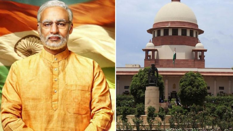 PM Narendra Modi Biopic Ban: Supreme Court Asks Filmmakers to Screen Movie For Election Commission to Review Stalling of Release
