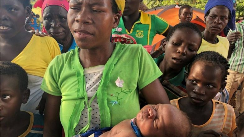 Mozambique Woman Gave Birth in a Tree After Cyclone Idai