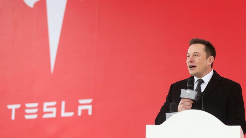 Elon Musk Says Self-Driving Tesla Robotaxi Coming in 2020