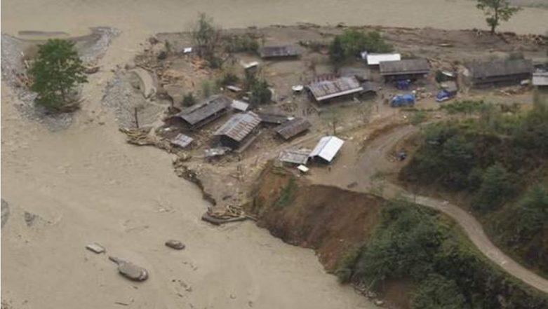 Massive Landslide in Myanmar Buries 54 Jade Miners, All Feared Dead