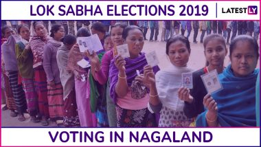 Nagaland Lok Sabha Elections 2019: Phase I Voting Concludes, Over 78 Percent Voters Exercise Franchise