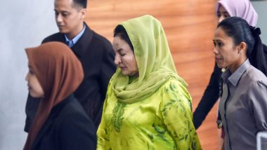 Former Malaysian PM Najib Razak's Wife Pleads Not Guilty in Fresh Graft Case
