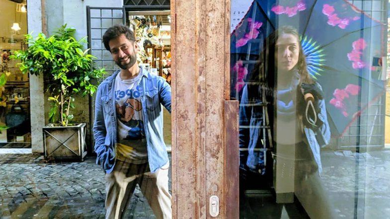 Nakuul Mehta Shares Sneak-Peek From Romantic Getaway With Wife Jankee Parekh in Italy – View Pics