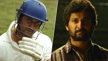 Jersey Trailer: Nani's Journey as a Middle-Aged Cricketer Strikes a Chord With the Masses (Watch Video)