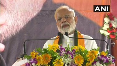 Will Protect India on Land, Air and Space, Says Narendra Modi