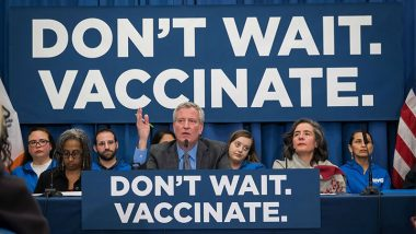 New York City Declares Health Emergency Due to Measles Outbreak, Unvaccinated Faces Fine of USD 1,000