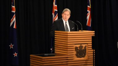 New Zealand Dy PM Winston Peters Slams Sri Lanka For Linking Easter Sunday Suicide Bombings With Christchurch Shooting