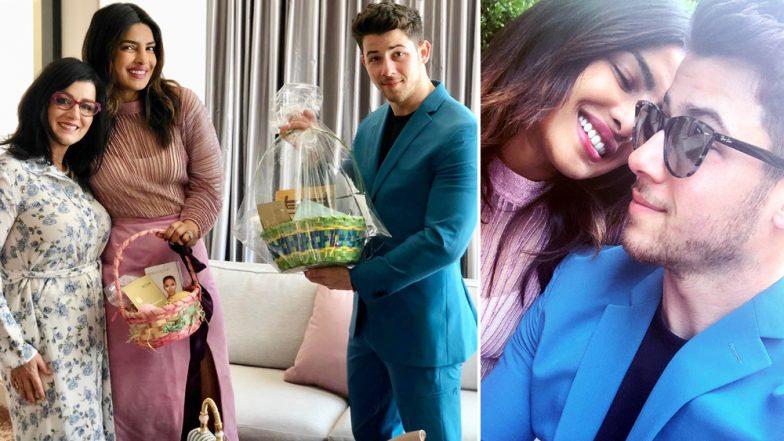 Nick Jonas and Priyanka Chopra Jonas Celebrate Their First Easter Together As Husband and Wife! See Pics