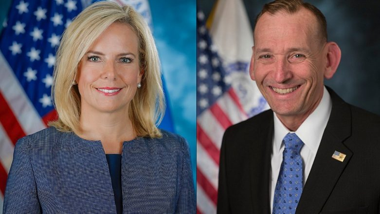 Two Top Trump Administration Officials Exit in Two Days: Kirstjen Nielsen and Randolph Alles