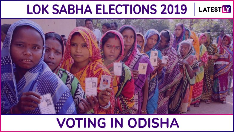 Odisha Lok Sabha Elections 2019: Phase I Polling Concludes, Over 66 Percent Voters Exercise Franchise