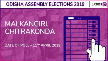 Malkangiri,ChitrakondaAssembly Elections 2019 Results: Candidates, Names of Winning MLAs of Odisha Vidhan Sabha Seats
