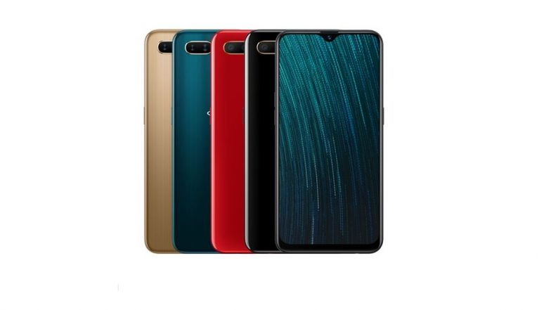 OPPO A5s Budget Smartphone Launched in India At Rs 9990; Price, Features, Specifications & Sale