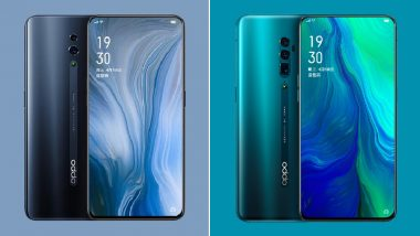 Oppo Reno Flagship Phone With 10x Zoom Technology Launching Today; Watch LIVE Streaming & Online Telecast of Reno Launch Event